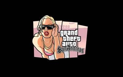 Grand Theft Auto: San Andreas cover