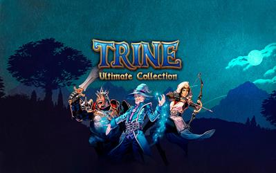 Trine Ultimate Collection cover