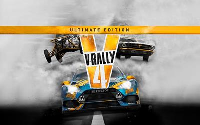 V-Rally 4 - Ultimate Edition cover