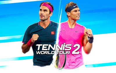 Tennis World Tour 2 cover