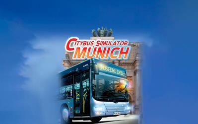 Munich Bus Simulator cover