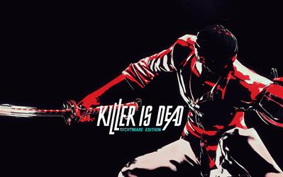 KILLER IS DEAD - Nightmare Edition cover