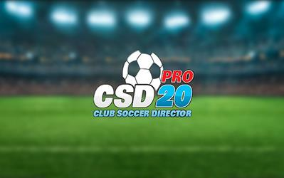 Club Soccer Director PRO 2020 cover
