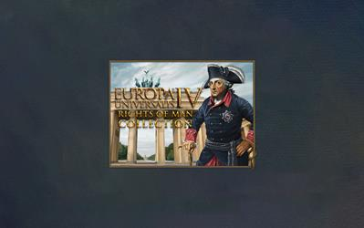 Europa Universalis IV: Rights of Man Collection cover