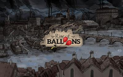 Rise of Balloons cover