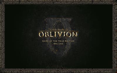 The Elder Scrolls IV: Oblivion GOTY Edition Deluxe cover