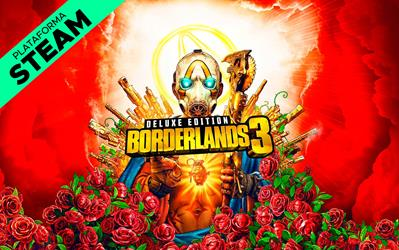 Borderlands 3 Deluxe Edition (Steam) cover