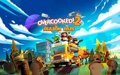 Overcooked! 2 - Season Pass cover