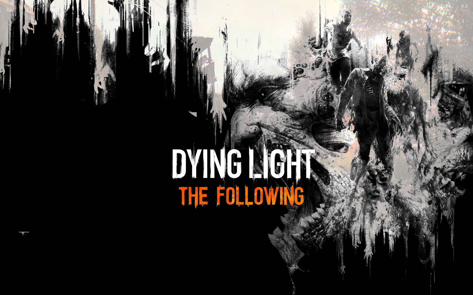 Dying Light - The Following (DLC) cover