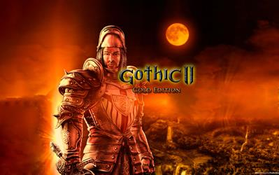 Gothic 2 - Gold Edition cover