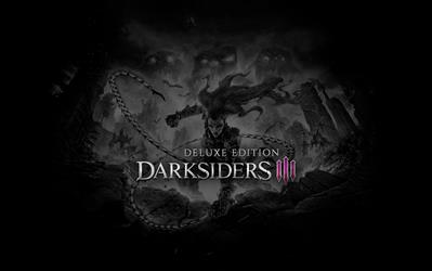 Darksiders III - Deluxe Edition cover