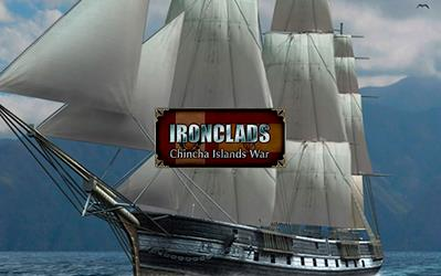 Ironclads: Chincha Islands War 1866 cover
