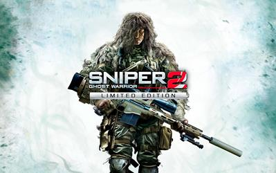 Sniper: Ghost Warrior 2 - Limited Edition cover