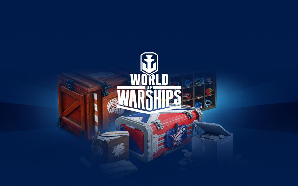 World of Warships - Pacote do Almirante