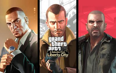 Grand Theft Auto IV: Complete Edition cover