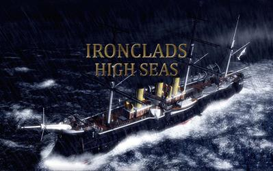 Ironclads: High Seas cover