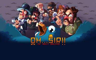 Oh...Sir!! The Insult Simulator cover