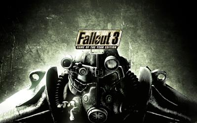 Fallout 3 GOTY Edition cover