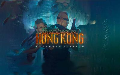 Shadowrun: Hong Kong - Extended Edition cover