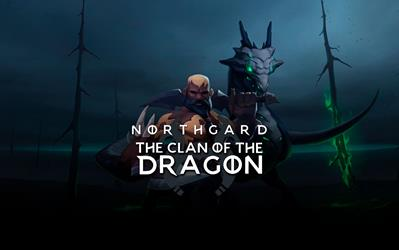 Northgard - Nidhogg, Clan of the Dragon cover