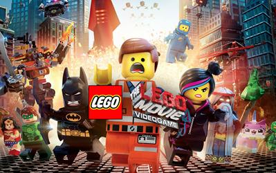 The LEGO Movie - Videogame cover