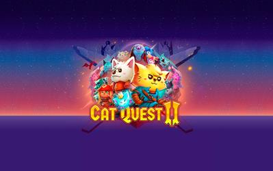 Cat Quest II cover