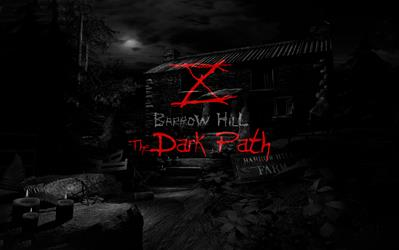 Barrow Hill: The Dark Path cover