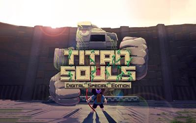 Titan Souls - Digital Special Edition cover