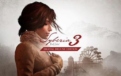 Syberia 3 - Deluxe Edition  cover