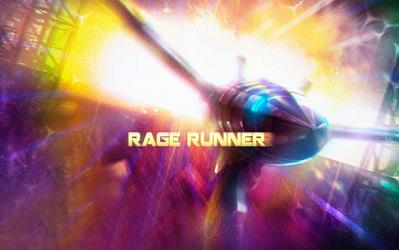 Rage Runner cover