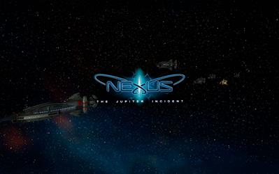 Nexus - The Jupiter Incident cover