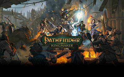 Pathfinder: Kingmaker – Imperial Edition cover