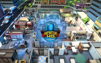 Rescue HQ - Coastguard DLC cover