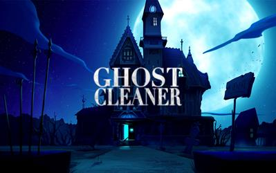 Ghost Cleaner cover
