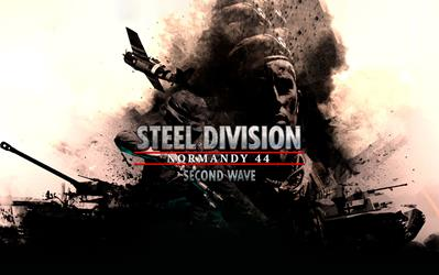 Steel Division: Normandy 44 - Second Wave cover