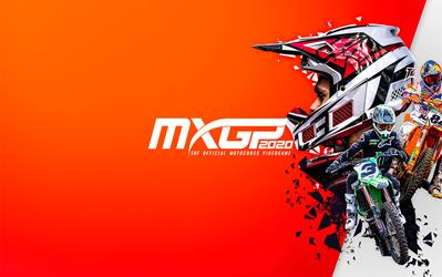 MXGP 2020 - The Official Motocross Videogame cover