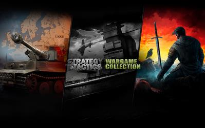 Strategy & Tactics: Wargame Collection cover