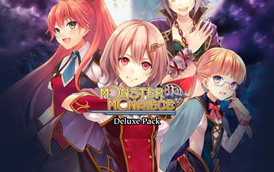 Monster Monpiece Deluxe DLC cover