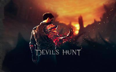 Devil's hunt cover