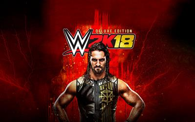 WWE 2K18 - Digital Deluxe Edition cover