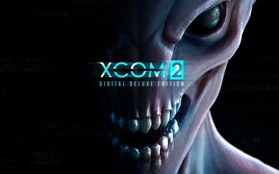 XCOM 2 Digital Deluxe Edition cover
