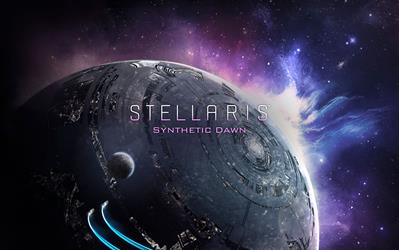 Stellaris: Synthetic Dawn cover