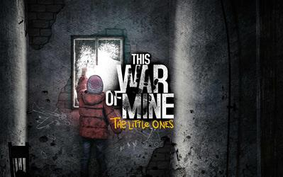 This War of Mine - The Little Ones DLC cover