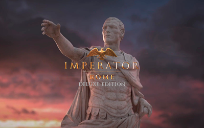 Imperator: Rome Deluxe Edition cover