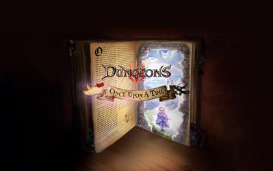 Dungeons 3 - Once Upon A Time (DLC) cover