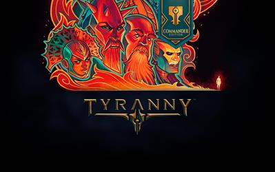 Tyranny – Commander Edition cover