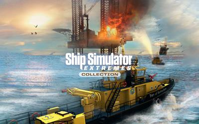 Ship Simulator Extremes Collection cover