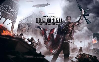 Homefront® The Revolution - Aftermath (DLC) cover