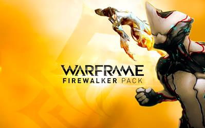 Warframe: Firewalker Pack