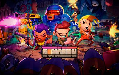 Enter the Gungeon cover